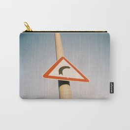 Street Sign Carry-All Pouch