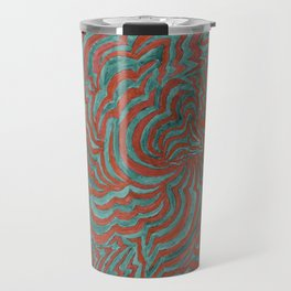 The Space In Between N-O-A and the Trace Gases Travel Mug