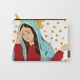 Ay hija, que Dios te bendiga Carry-All Pouch
