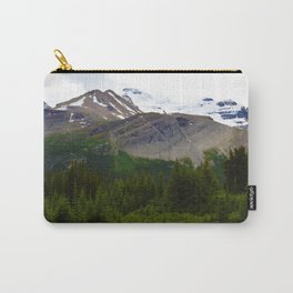 Views along the Wilcox Pass Hike in Jasper National Park, Canada Carry-All Pouch