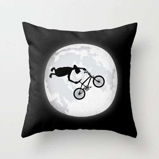 Extreme Terrestrial Throw Pillow