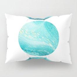 Scandinavian Circle Pillow Sham