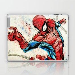 Web-Slinger Spider-Man Laptop & iPad Skin