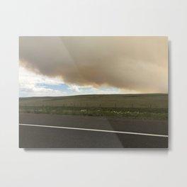 I-25 Storm Metal Print