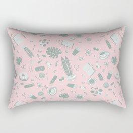 Self Care - The works Rectangular Pillow