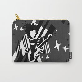 Ghost of the prince - black and white Carry-All Pouch