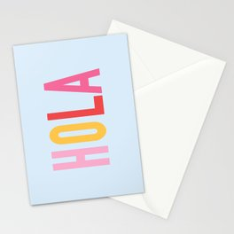 Hola Stationery Cards