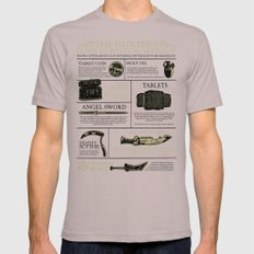 The Hunters Guide to Mystical Artifacts SMALL Mens Fitted Tee Cinder