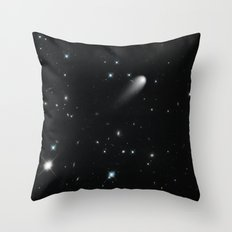 Galaxy: STArS & Comets Throw Pillow