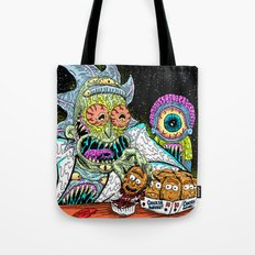 Nuggets Tote Bag