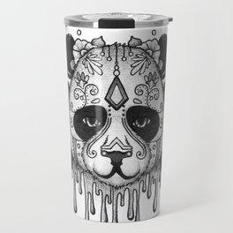 Blacksilver Panda Spirit Travel Mug