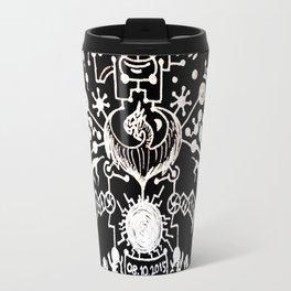 Black Book Series - New World Travel Mug