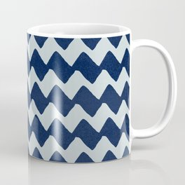 Enigmatic blue design Coffee Mug