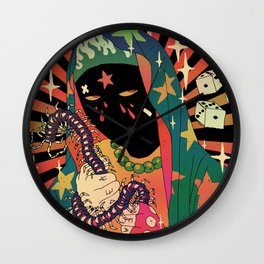 YARMIE Wall Clock
