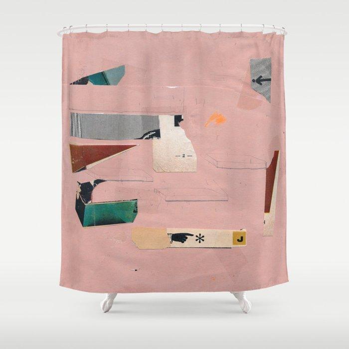 ursup Shower Curtain