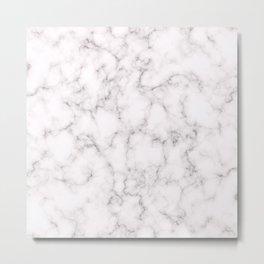 Elegant Marble1 Metal Print
