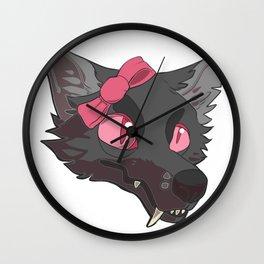 Smile, precious! Wall Clock