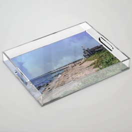 Watch Hill Beach Acrylic Tray