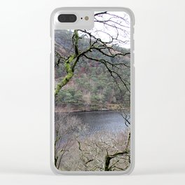 Wicklow Trees Clear iPhone Case
