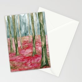 After the Fall Stationery Cards
