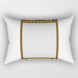 Tail Amplifier Rectangular Pillow