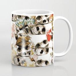 Glitch Fall Coffee Mug