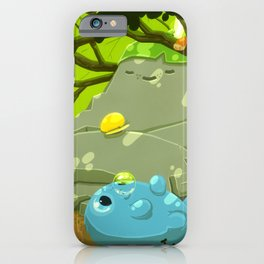 Hideout iPhone Case