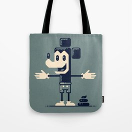 Mousey the poo Tote Bag