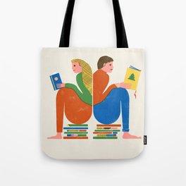 READERS Tote Bag