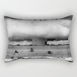 Operation Crossroads: Baker Explosion Rectangular Pillow