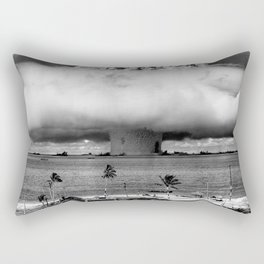Operation Crossroads: Baker Explosion Rectangular Pillow