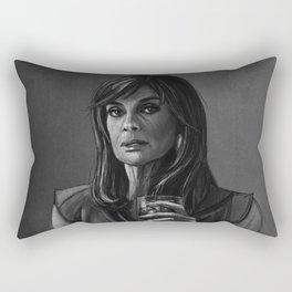 DALLAS - SUE ELLEN EWING Rectangular Pillow