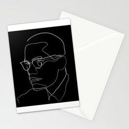 Malcolm V2 Stationery Cards