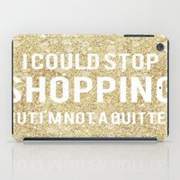 shopping iPad Cases featuring Shopping by LuxuryLivingNYC