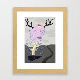 Domus Aurea. Print Framed Art Print