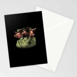 War Pigs Stationery Cards