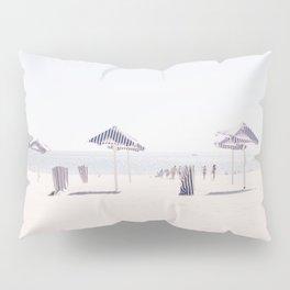 At the Beach (four) Pillow Sham
