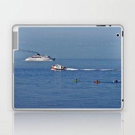 Fun on the Sea Laptop & iPad Skin