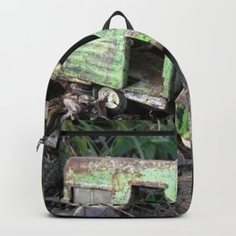 Rusty Toy Trucks Backpack