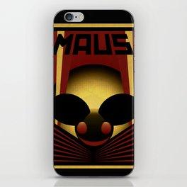 OBEY THE MAU5 iPhone Skin