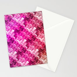 Colorful pattern no. 1 Stationery Cards