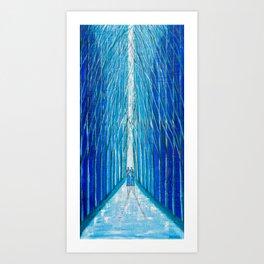 Amani Art Print