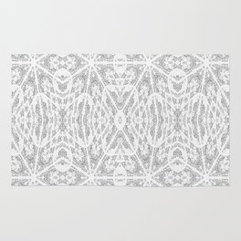 Pattern Grey / Gray Rug