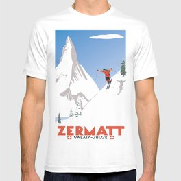 Zermatt, Valais, Switzerland T-shirt