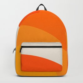 Sunrise Rainbow - Right Side Backpack