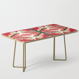 Holiday Pattern Coffee Table