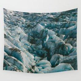 Alaska Glacier Wall Tapestry