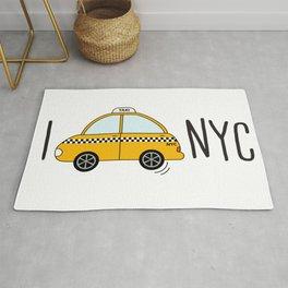 I love NYC Rug