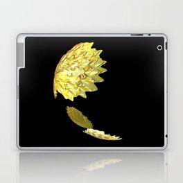 Falling Yellow Leaves Laptop & iPad Skin