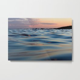 Liquid Heaven Metal Print